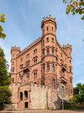 Medieval Ortenberg castle, Germany Royalty Free Stock Photos