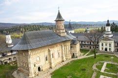 Medieval orthodox monastery Stock Photo