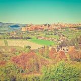 Medieval  Orvieto Royalty Free Stock Image