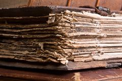Medieval pages