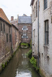 Medieval part of Maastricht in the Netherlands Royalty Free Stock Photo