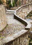 Medieval path Royalty Free Stock Photography