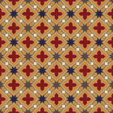 Medieval Pattern. Medieval vintage seamless antique pattern Royalty Free Stock Photos