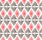 Medieval pattern Stock Photography