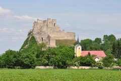 MEDIEVAL PLACE, SLOVAKIA Royalty Free Stock Photography