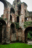 Medieval priory ruins Royalty Free Stock Photos