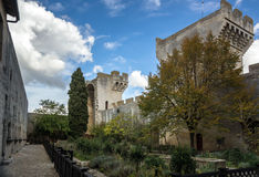 Medieval queen fortress in Tarascon, France. Royalty Free Stock Photo