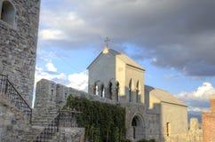 Medieval Rabati Castle in Akhaltsikhe, Georgia. Stock Photography