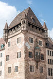 Medieval Residence Tower Stock Images