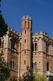 Medieval residences in Tuscany Royalty Free Stock Photography