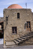 Medieval rodos Stock Images