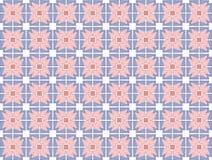 Medieval rose textile pattern Stock Photos