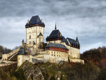 Medieval Royal Castle Landmark Royalty Free Stock Photography