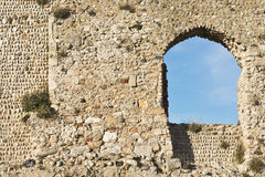 Medieval ruins Royalty Free Stock Photo