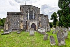 Medieval Saint Nicholas' parish royalty free stock photos