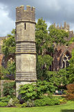Medieval scenery of the city Bath, Somerset, England Royalty Free Stock Photos