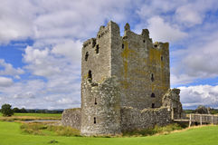 Medieval Scottish castle Royalty Free Stock Photos