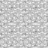 Medieval seamless  ornament Royalty Free Stock Image