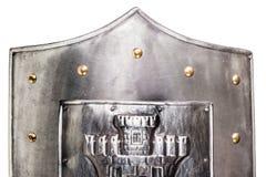 Medieval shield Stock Image