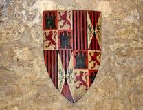 Medieval Shield Royalty Free Stock Photos
