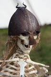 Medieval skeleton Royalty Free Stock Image