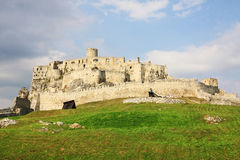 Medieval Slovakia Spis Castle Royalty Free Stock Photo