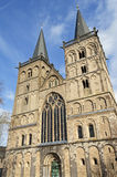 Medieval St. Victordom, cathedral in Xanten Stock Photos