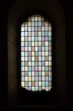 Medieval stained glass Royalty Free Stock Photo