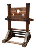 Medieval stocks Stock Photography