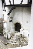 Medieval stone castle Stock Photo