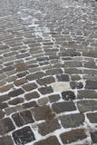 Medieval stone tiles Royalty Free Stock Photo