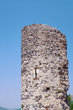 Medieval stone tower Stock Image