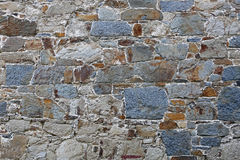 Medieval Stone Wall Royalty Free Stock Image