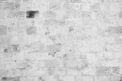 Medieval stone wall texture Royalty Free Stock Images