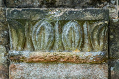 Medieval stone work Stock Images