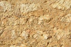 Medieval stonework in Valencia Stock Image
