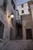 Medieval street Stock Photo