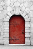 Medieval Style Gate royalty free stock photography
