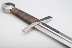 Medieval sword Royalty Free Stock Photo