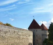 Medieval Tallinn Stock Photos