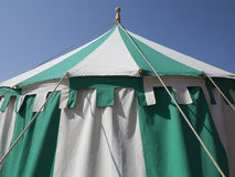 Medieval tent detail Royalty Free Stock Image