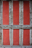 Medieval Timber Frame Detail Stock Photos
