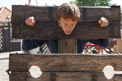 Medieval Torture Device Stock Images
