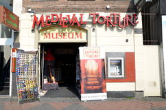 Medieval torture museum Royalty Free Stock Photography