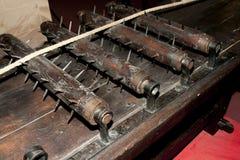 Medieval Torture Rack. On Display Stock Images