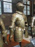 Medieval tournament armor Royalty Free Stock Photos
