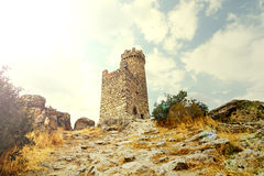 Medieval tower Stock Photo
