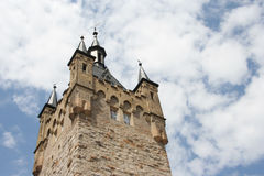 Medieval tower in Bad Wimpfen, Germany Stock Photo