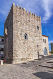 The Medieval Tower in the city of Porto Royalty Free Stock Images