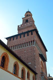 Medieval tower in Italy Stock Photos